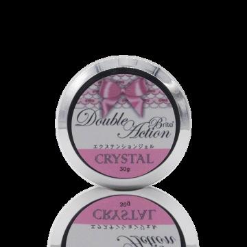Brite Gel Extensions - Crystal