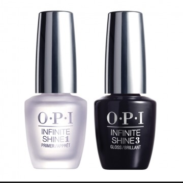 OPI Infinite Shine Top and Base Coat Set