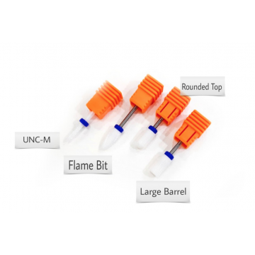 PNC Ceramic Bit - Flame Bit