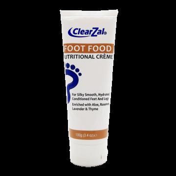 ClearZal Foot Food Nutritional Cream