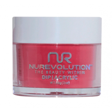 NU Dipping Powder - 042 BERRY RED