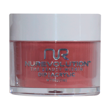 NU Dipping Powder - 058 ROYAL RED