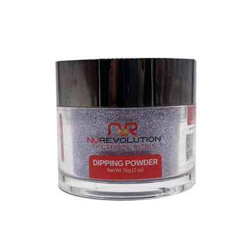 NU Dipping Powder - 28H QUEEN OF BLING