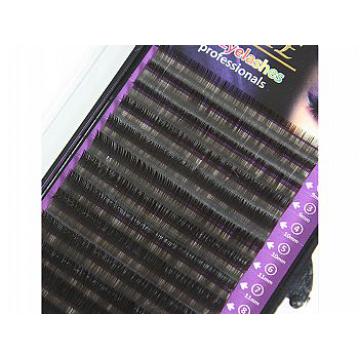 Oiche Dark Brown Silk Lash - 16 Lines (Variants Available)